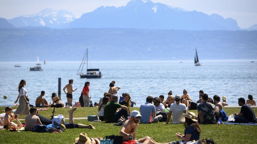 Un tercio de los suizos contrajo el coronavirus, según estudios serológicos