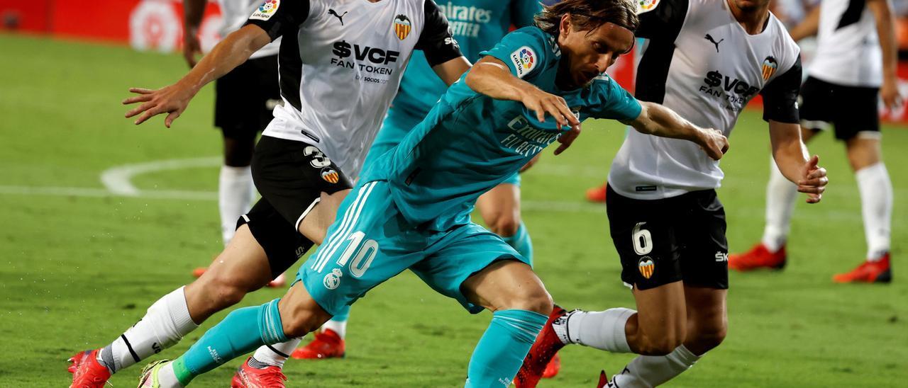 LaLiga Santander: Valencia - Real Madrid