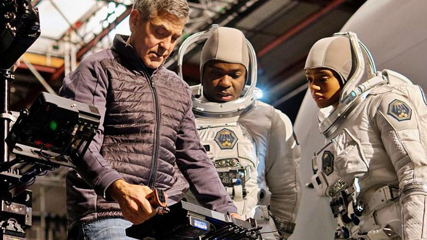 """George Clooney: """"Podemos destruir el planeta en 30 años"""""""