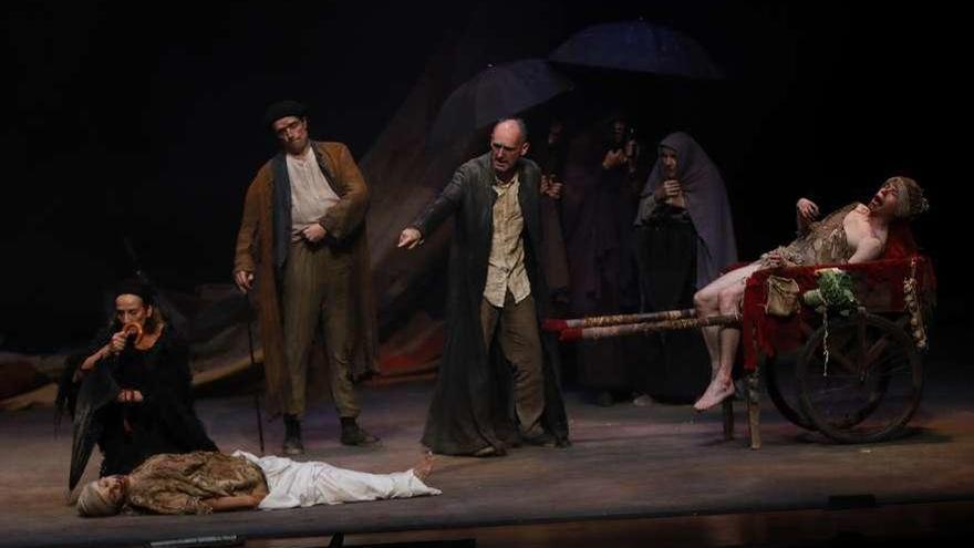 El Valle más oscuro abre la temporada de teatro en Vigo