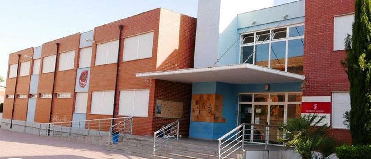 Edificio del CEIP La Muralla