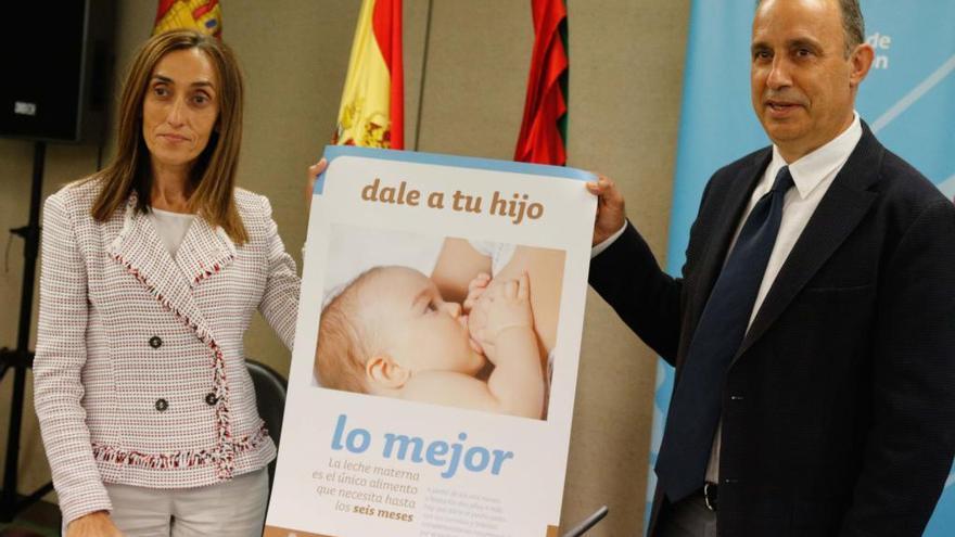Los actos de la Semana de la Lactancia Materna se extienden a Toro