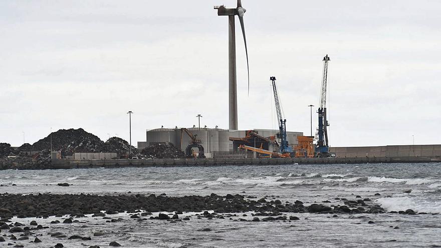 Una empresa promueve una planta para producir biogás en Arinaga