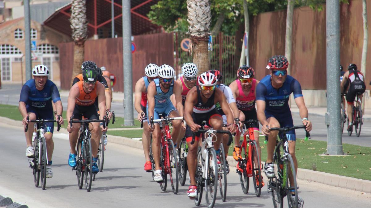 El Triatlón de Jumilla se disputará el 18 de octubre y será Campeonato Regional de Clubes