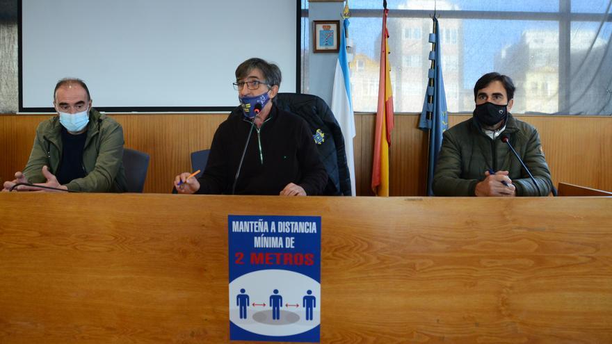 Alberto González, nuevo presidente del Balonmán Cangas