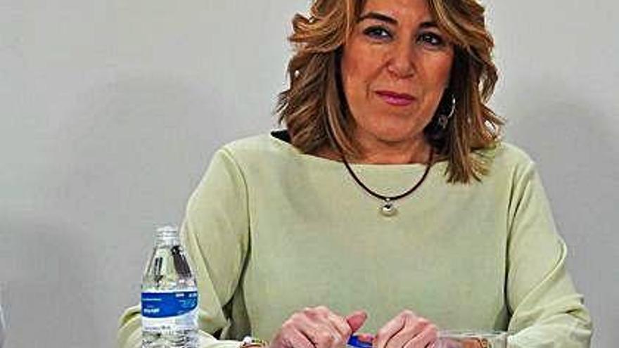 El PSOE deja la continuidad de Susana Díaz en manos de los afiliados andaluces