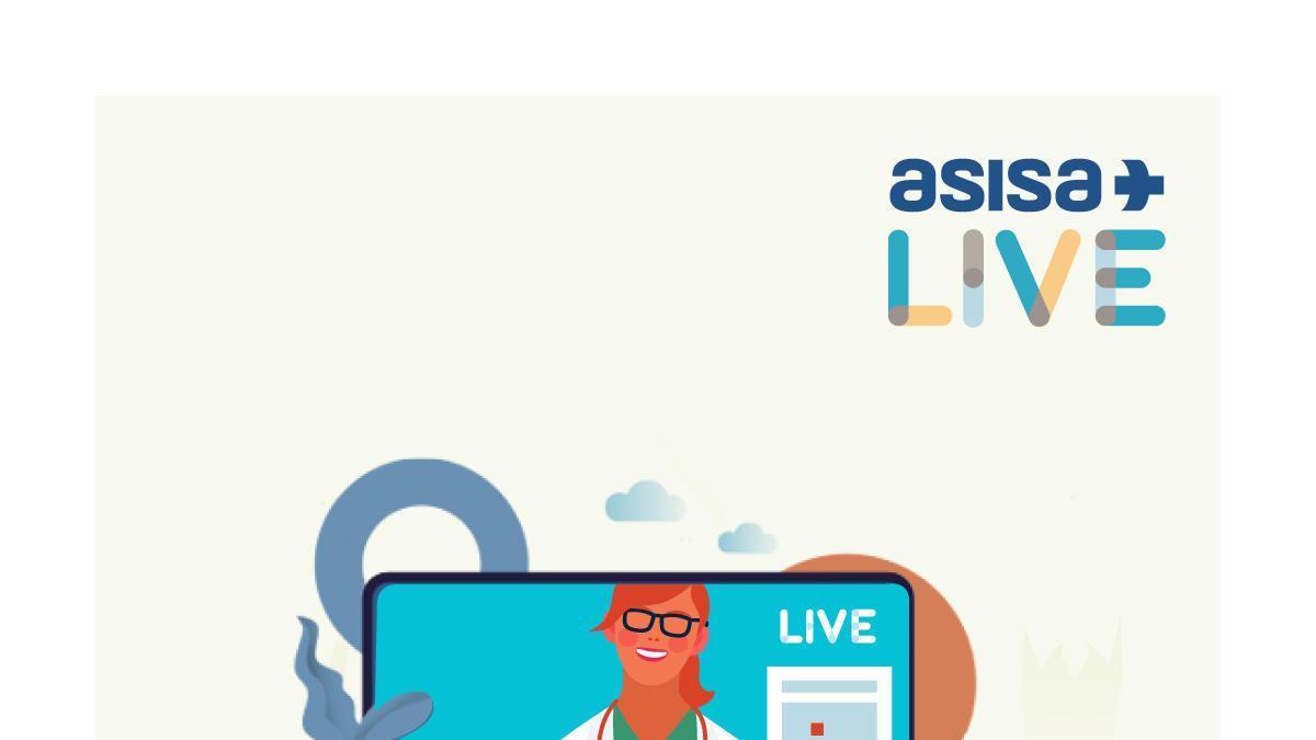 ASISA Live, que ya ha atendido más de 7.300 videoconsultas, amplía su catálogo de especialidades