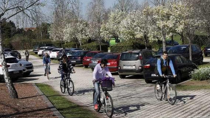 Las bicis, protagonistas de las actividades de la fiesta del cambio de estación