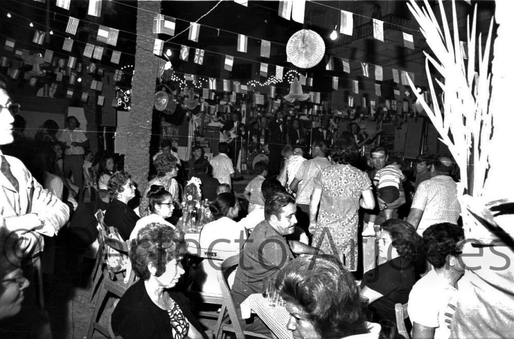 HOGUERAS 1972.