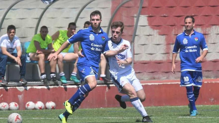 El Silva se reencuentra con el triunfo con una goleada al Boiro