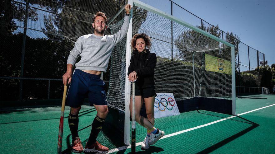"""Roc y Georgina Oliva: """"Queremos la medalla"""""""