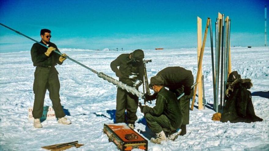 Una investigación militar de la Guerra Fría para comprender el deshielo
