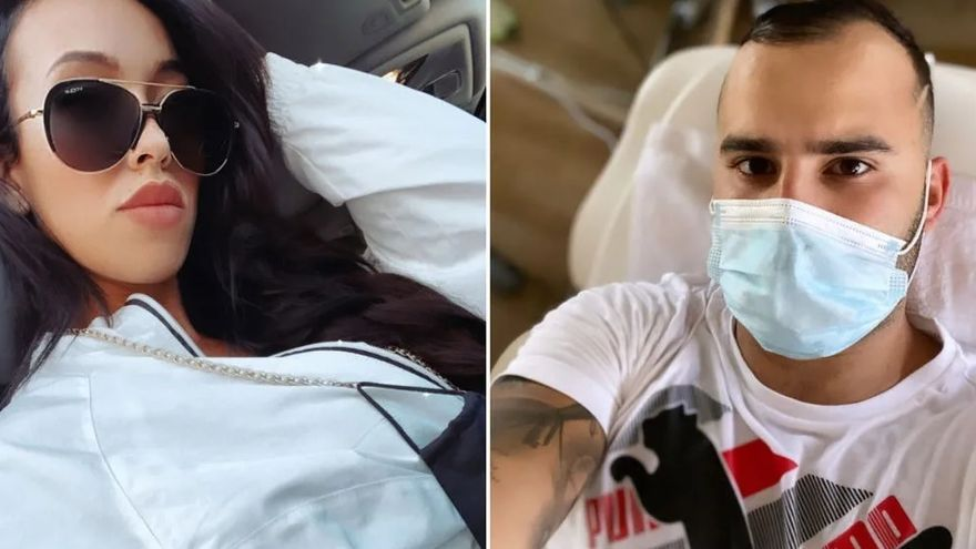 "Jesé, denunciado por la madre de sus dos primeros hijos : ""Estuve hospitalizada"""