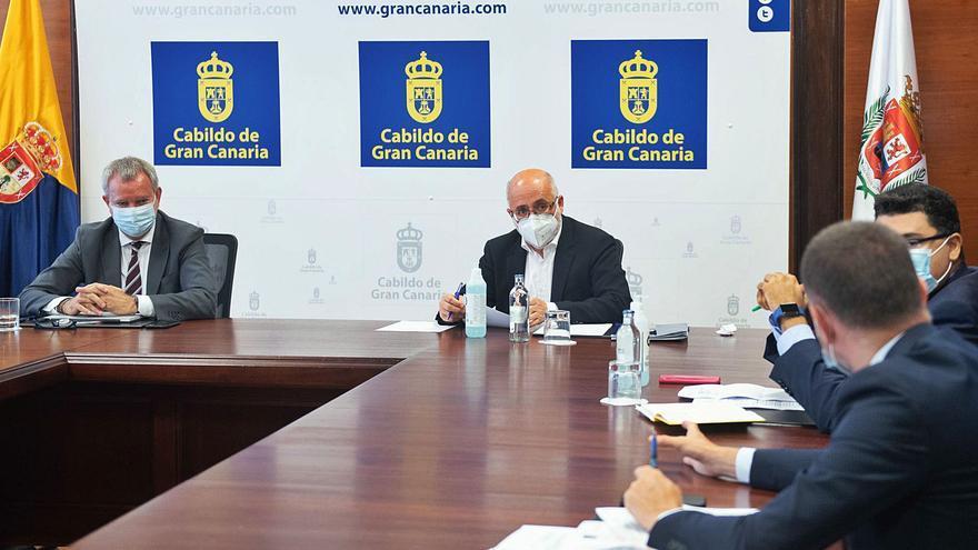 El Cabildo solicita al Gobierno la gestión de los puertos deportivos