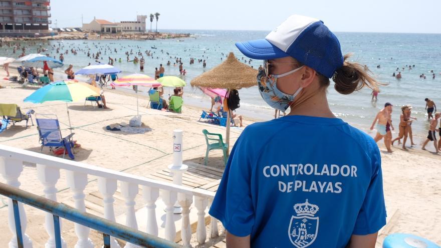 """Sueña cuestiona que el PP """"se vaya a gastar"""" 1,7 millones de euros en controladores de playa  y no cubra 30 plazas de policía local vacantes"""