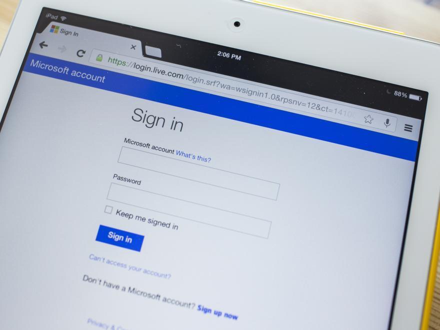 Microsoft alerta de un 'hackeo' que ha logrado acceder a numerosas cuentas de correo de usuarios