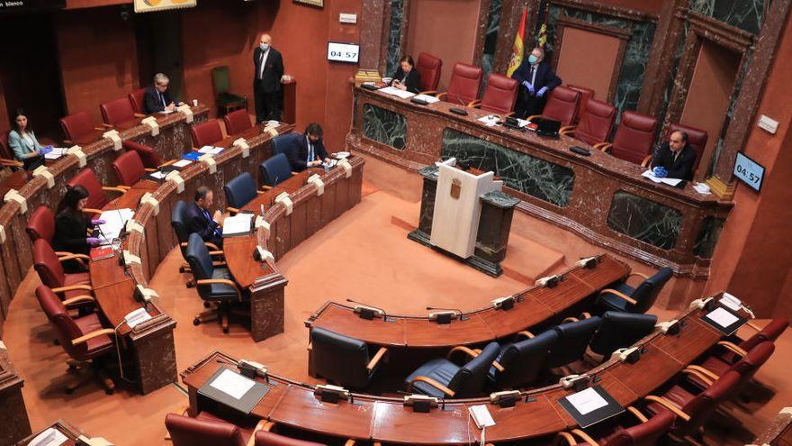 El alcalde de Totana pide una ley de financiación local en la Asamblea