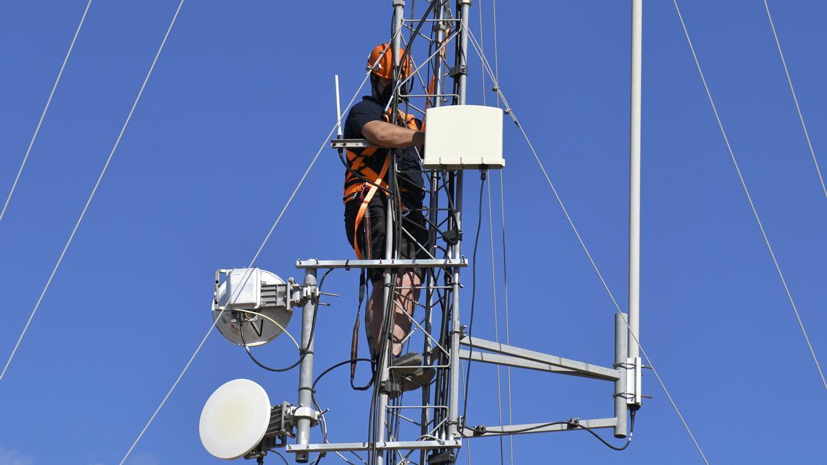 Nueva red wifi en Paiporta