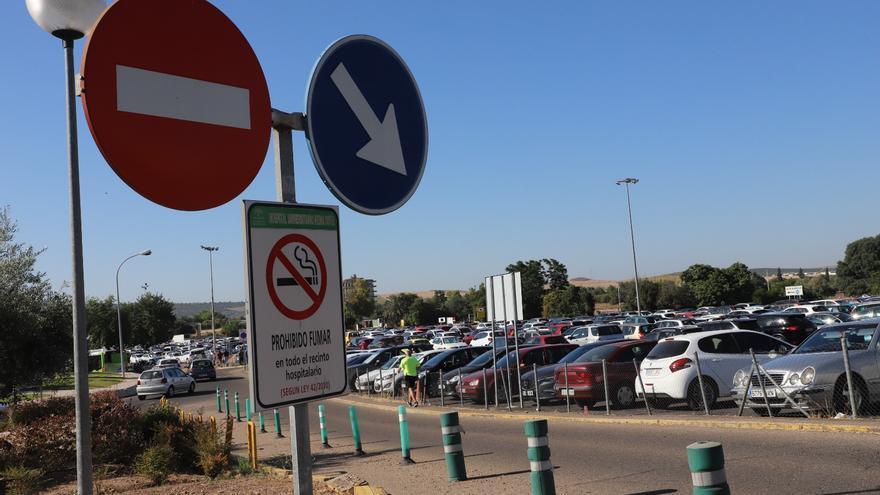Urbanismo concede la autorización para acondicionar los aparcamientos de Reina Sofía