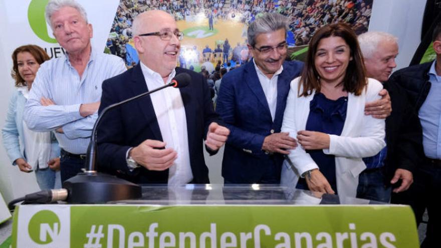 """Morales: """"Daremos continuidad al proyecto de transformación de Gran Canaria"""""""