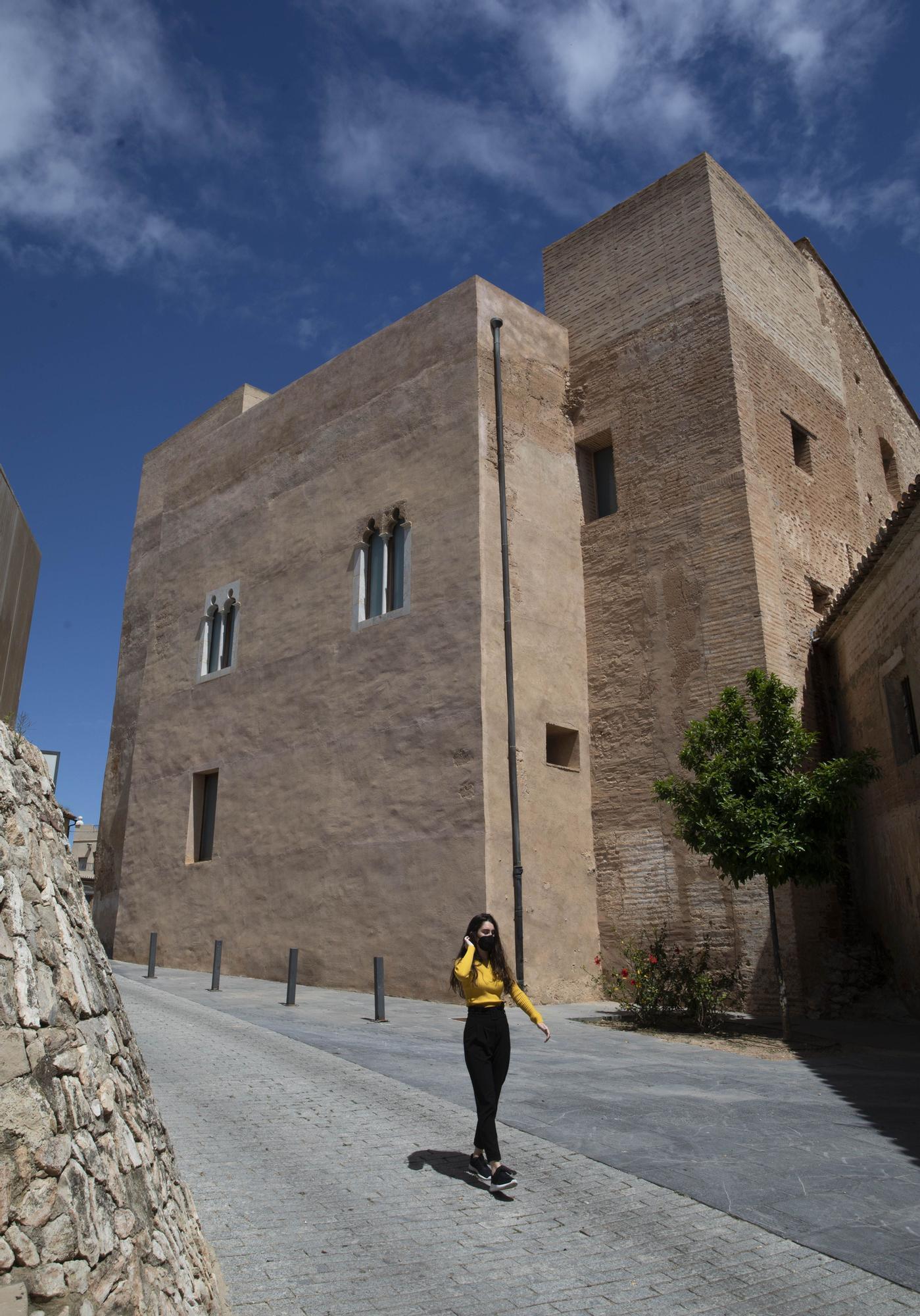 El castillo de Riba-roja, en imágenes