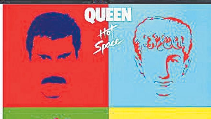 Under pressure (bajo presión), de David Bowie para Queen