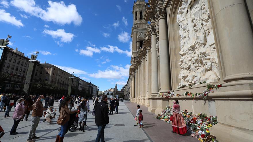 El Ayuntamiento de Zaragoza confía en celebrar las fiestas del Pilar