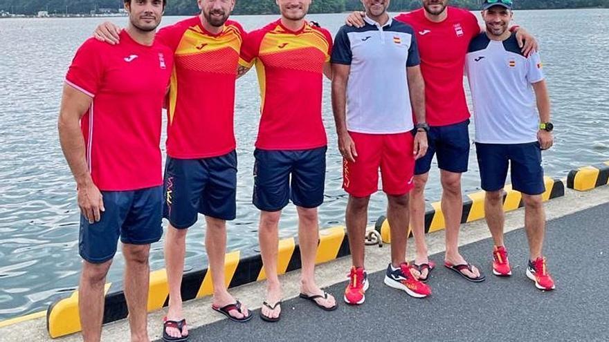 Políticos, periodistas y deportistas lo tienen claro: «Marcus regresará a Mallorca con medalla»