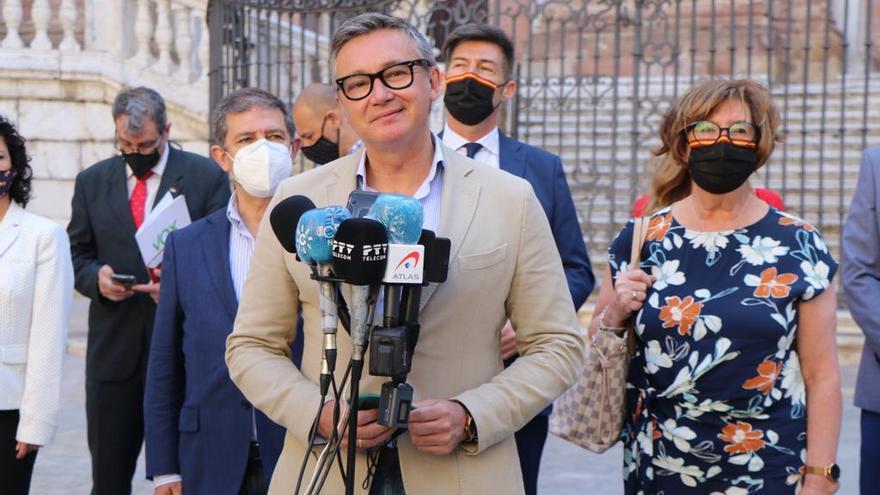 """Vox no apoyará otros presupuestos y espera elecciones andaluzas """"después de este verano"""""""