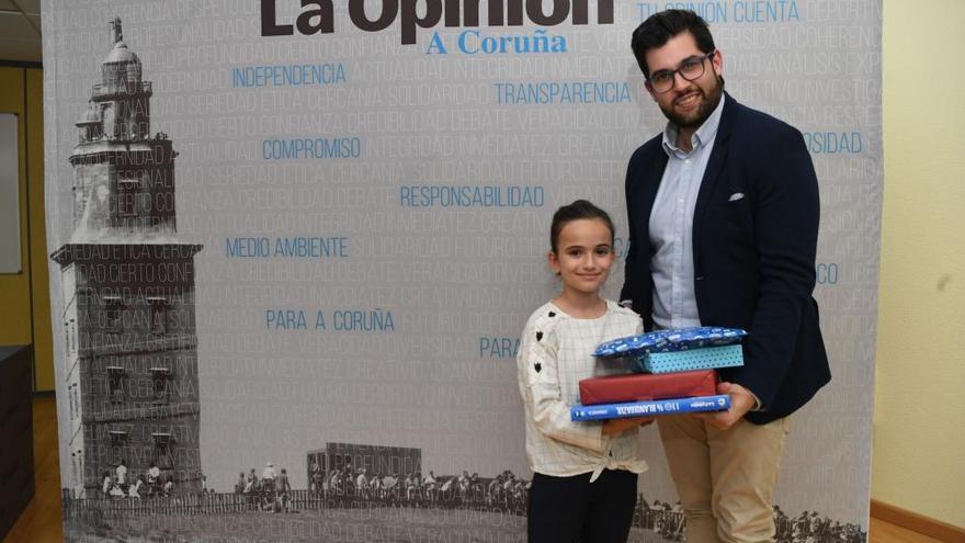 Premios II Concurso de Dibujo y Redacción 'Os Nosos Valores - Escolas 110% Branquiazuis'