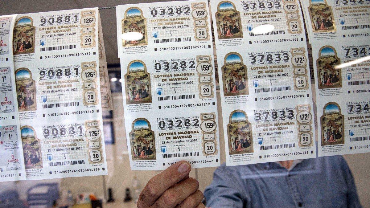 ¿Cuál es la diferencia entre el décimo, el billete, el número y la serie de la Lotería de Navidad?