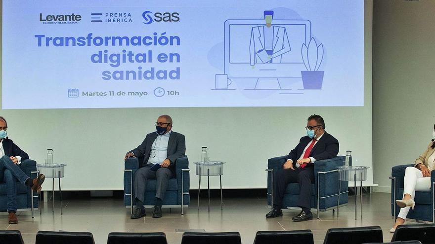 Jornada Encuentros Telemáticos Levante-EMV sobre Transformación digital en Sanidad