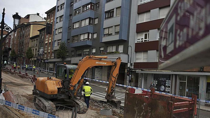 Cortes en Fuertes Acevedo por las obras del nuevo colector
