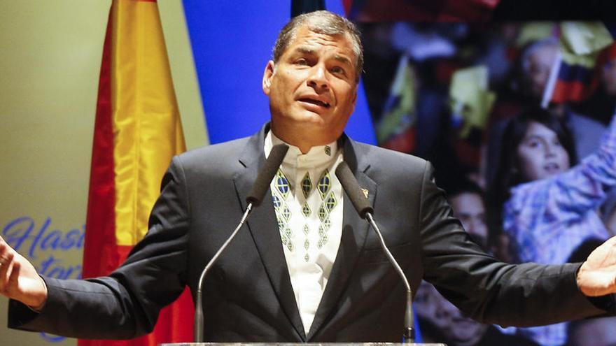 Correa, condenado a ocho años de cárcel por cohecho