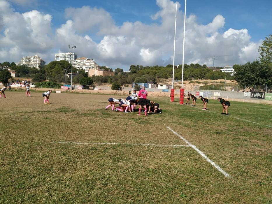 Rugby Femenino, Copa catalana. Lleida Esportiu-Shamrock RC