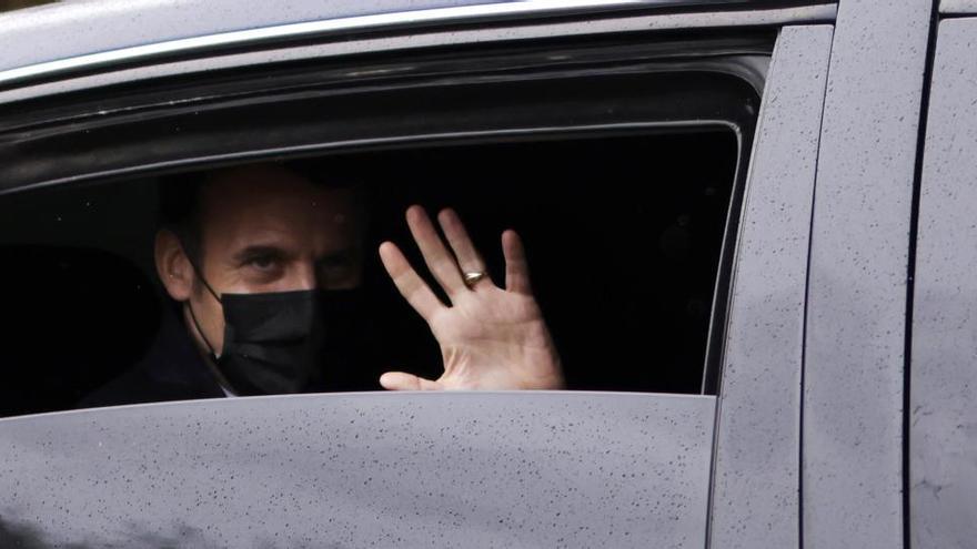 Francia decidirá en los próximos días si vuelve a confinar