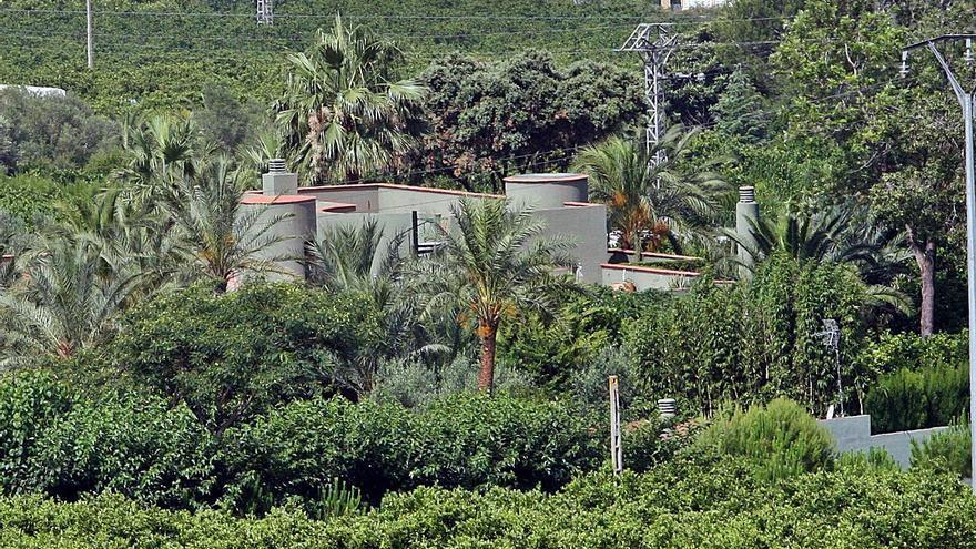 Adjudican la finca de los Blasco en Alzira por el precio mínimo de 624.000 €