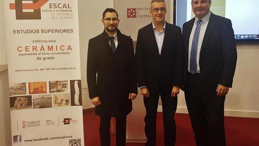 La Escuela Superior de Cerámica de l'Alcora da a conocer sus Jornadas Artísticas Internacionales