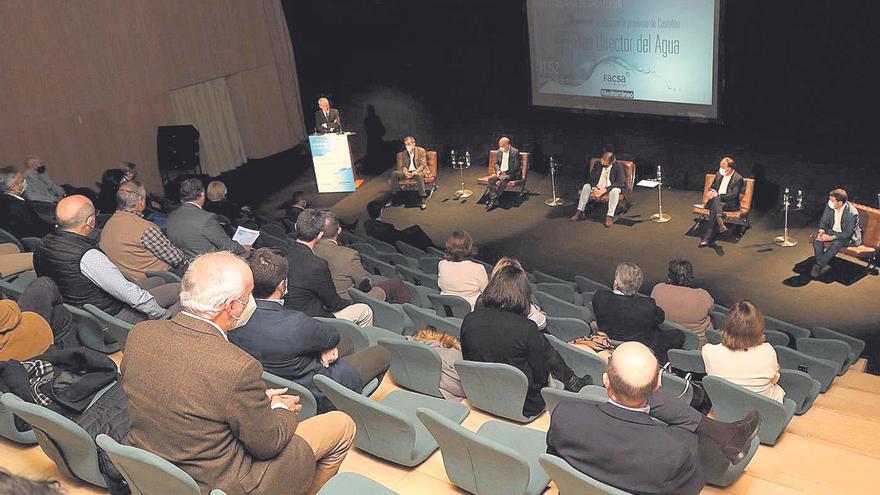 El presente y el futuro del agua en Castellón, a debate en el tercer Foro del Agua