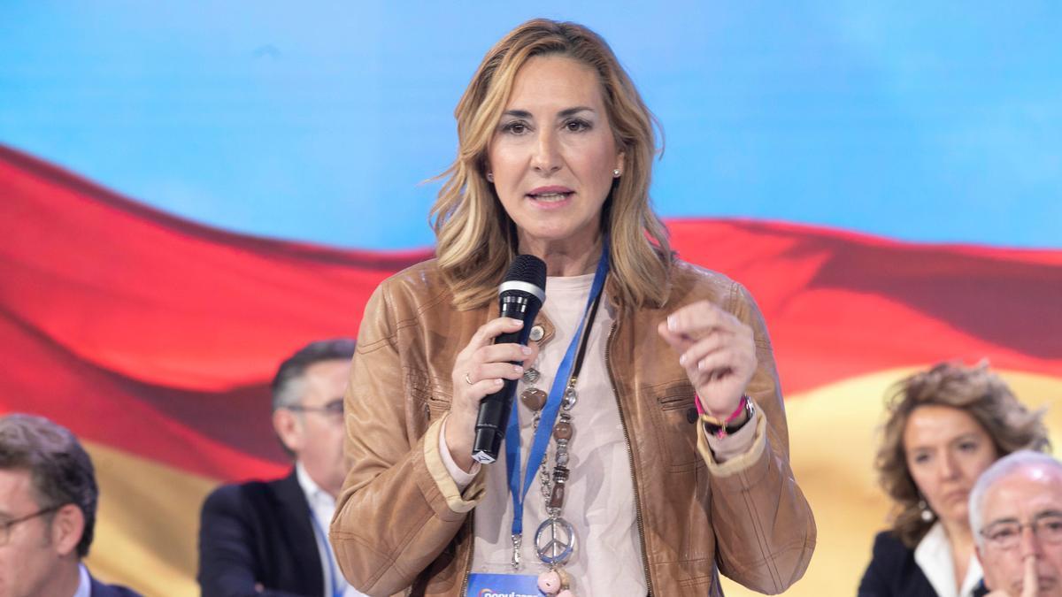 Ana Beltrán, en una imagen de archivo.