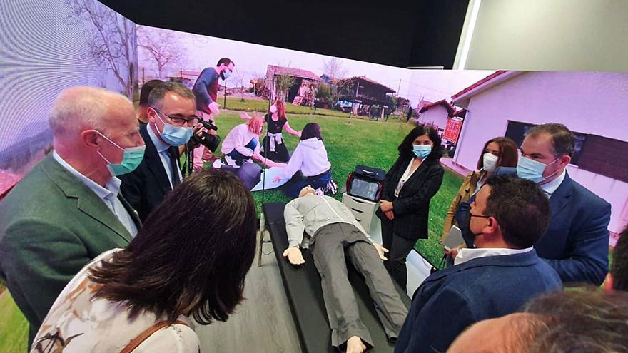 Un centro pionero de simulación clínica abre sus puertas en Oviedo