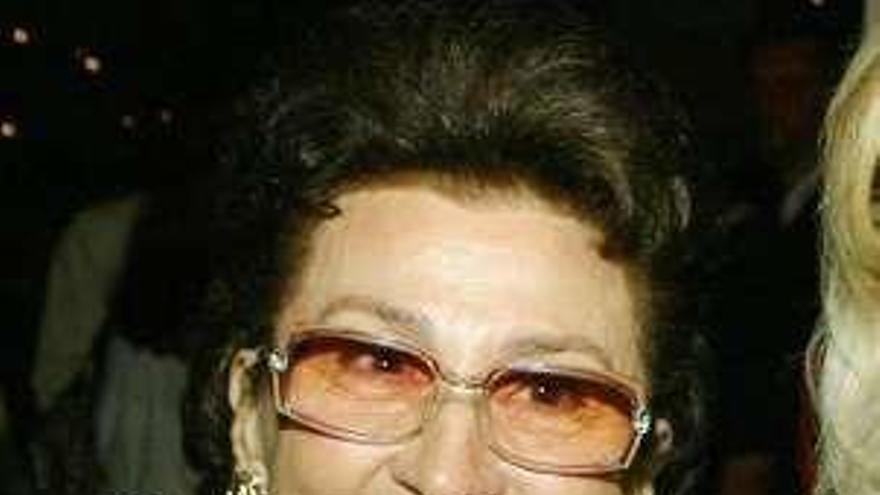 Fallece a los 101 años Nancy, la primera esposa de Frank Sinatra