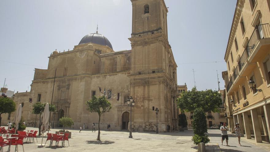 Primer paso para rehabilitar Santa María: la basílica busca interesados en redactar el plan director