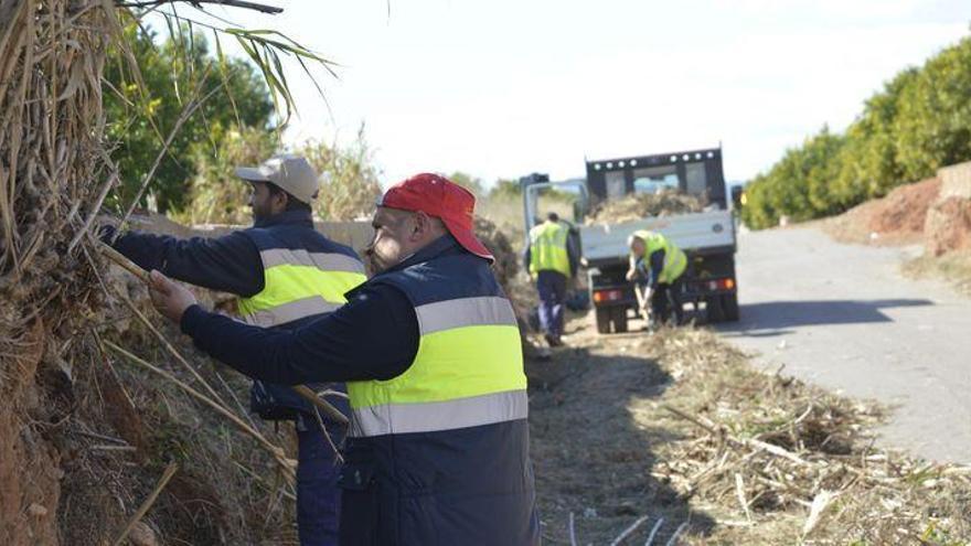 Vila-real crea dos brigadas especiales para limpieza