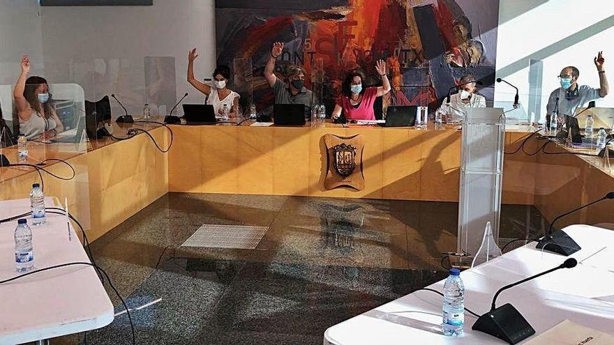 El nou govern de Sant Fruitós aprova el cartipàs amb l'absència de l'oposició