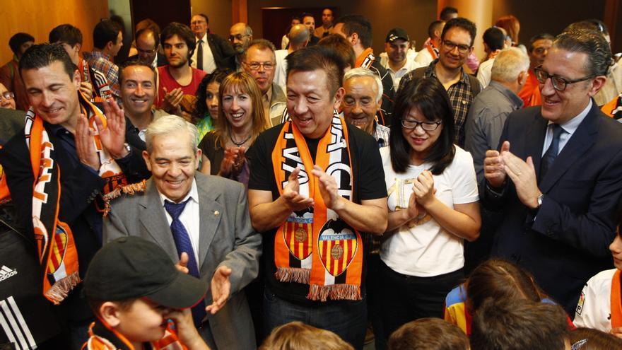 ¿Nos acordamos de la razón por la que  Lim compró el Valencia?