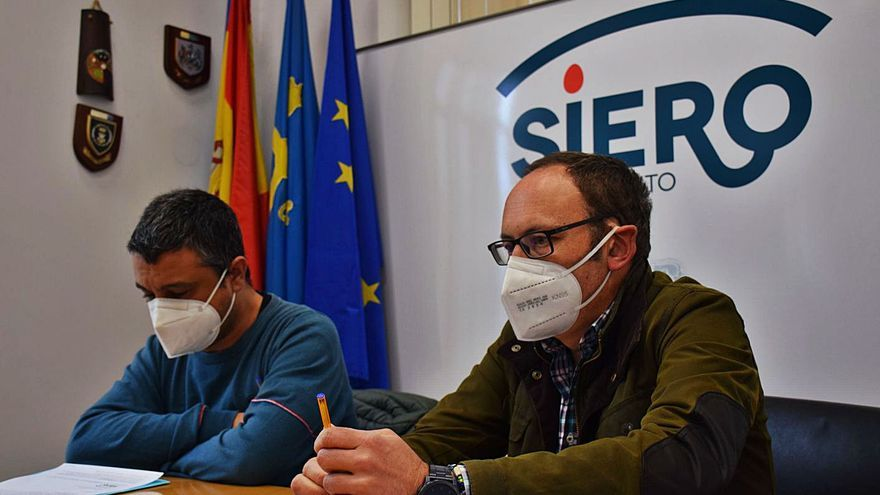 Siero renovará la arteria general de suministro entre la glorieta de Naón y Lugones