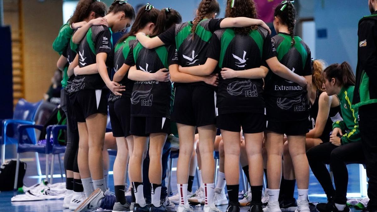 'Baloncesto y Mujer' para cerrar el año en el programa 'Igualdad Más Deporte'