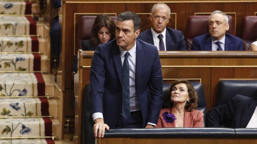 El PSOE obtendría más votos, según el CIS.