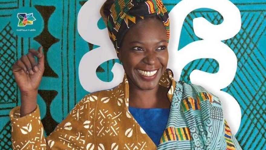 El lenguaje de las telas · Arte textil en África Occidental